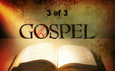 D.A. Carson – What is the Gospel? (3/3)