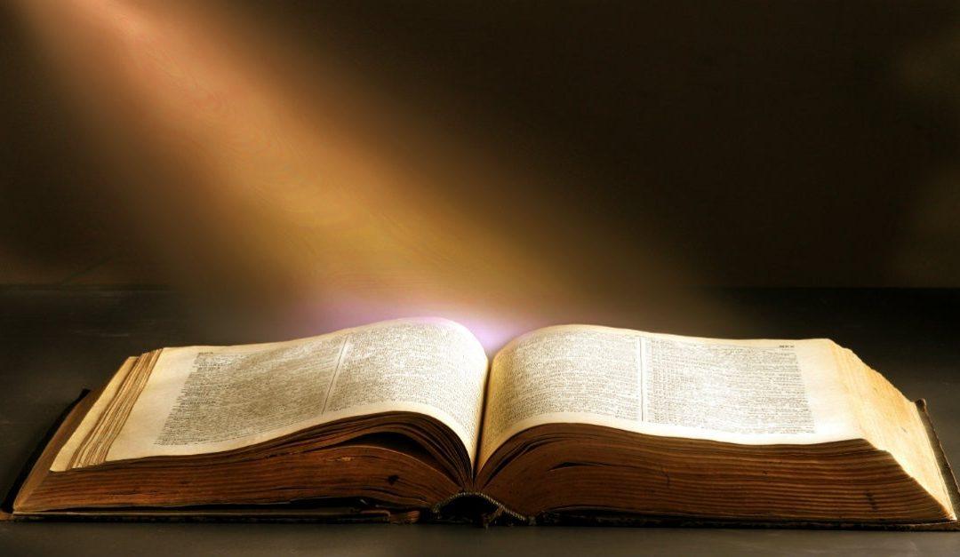 When the Bible Speaks, God Speaks