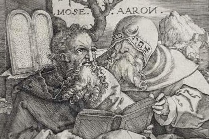 Aaron Just as Much Called as Moses