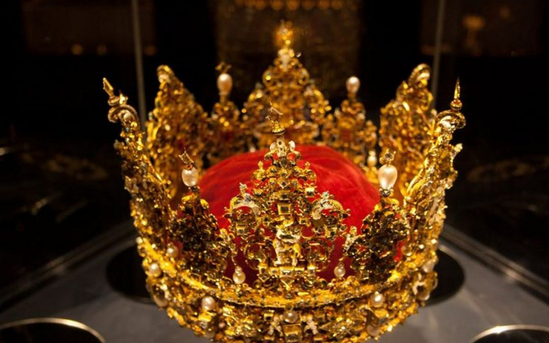 Repent! His Majesty Jesus I (the First) is Crowned King!